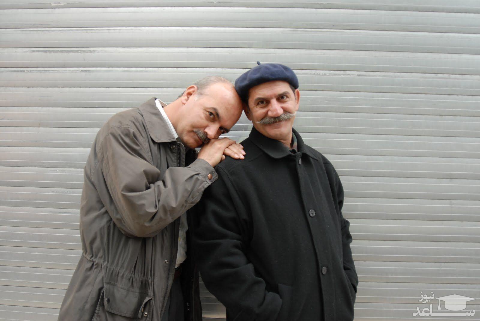 زوج طلایی و دوست داشتنی سینمای ایران در کنار عزیزانشان