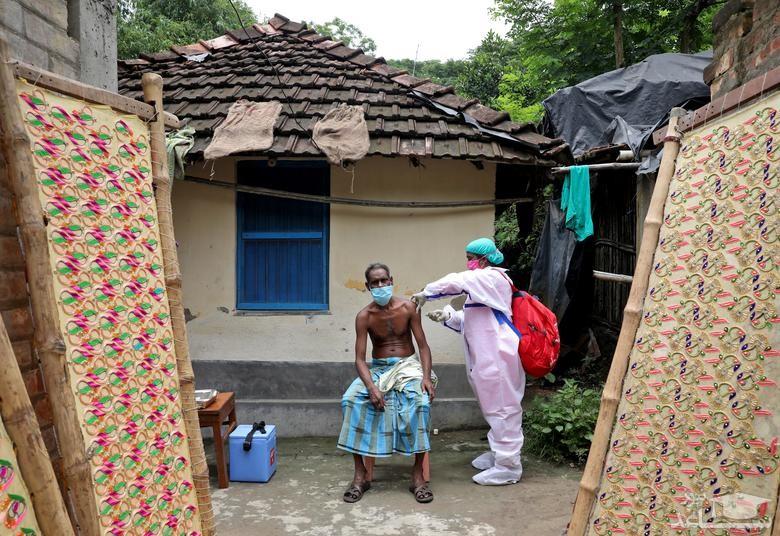 واکسیناسیون کرونا در بنگال غربی هند