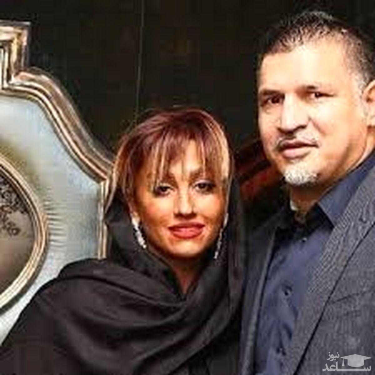 مانتو میلیونی و جنجالی همسر علی دایی سوژه شد