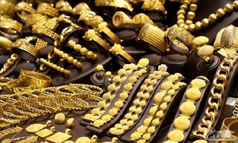 وضعیت بازار طلا و سکه امروز 4 مهر