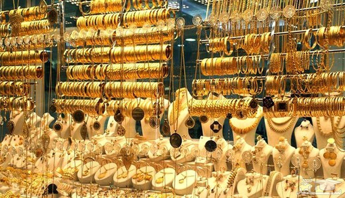 وضعیت بازار طلا و سکه امروز 29 مهر