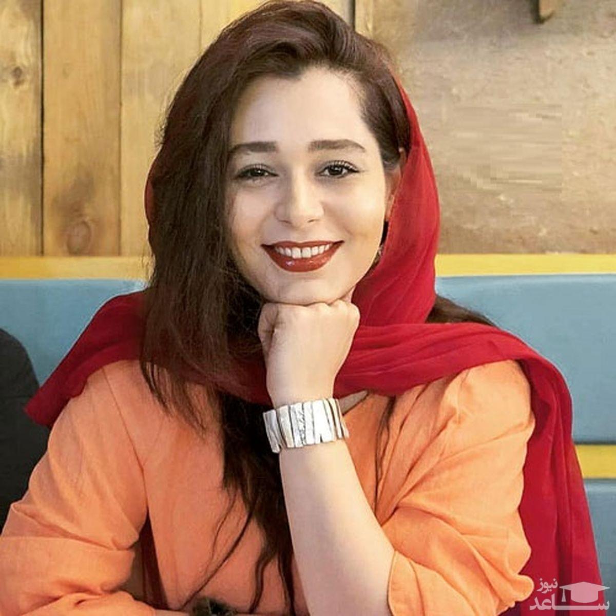 تمجید سانیا سالاری از همسر جواد عزتی