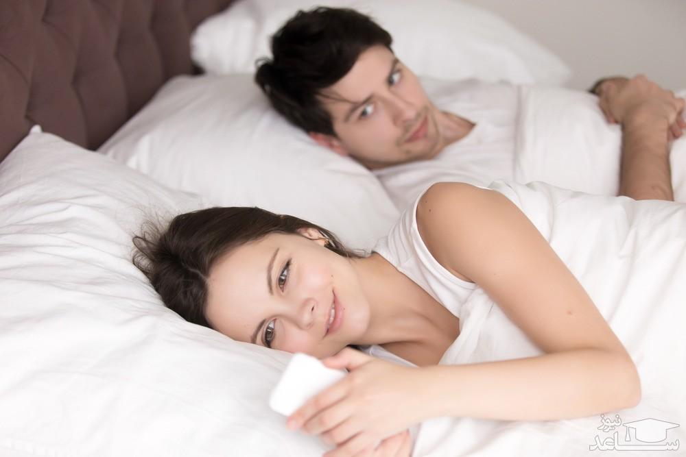 زنان در  رابطه جنسی چگونه رفتار کنند؟
