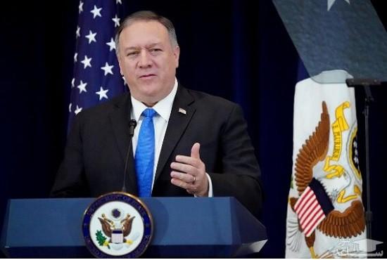 پومپئو: شاید درباره تحریمهای ایران تجدیدنظر کنیم
