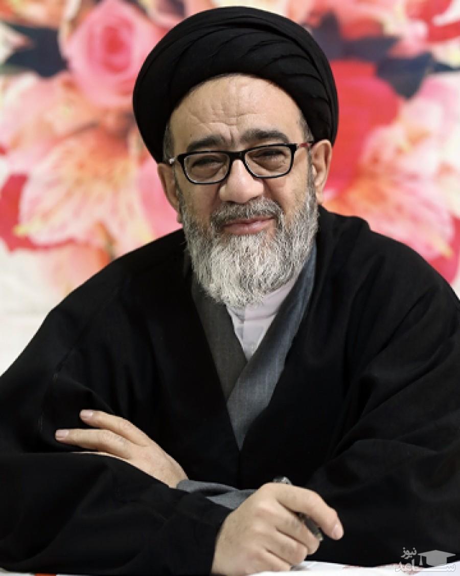 پیش بینی تجزیه آمریکا توسط امام جمعه تبریز