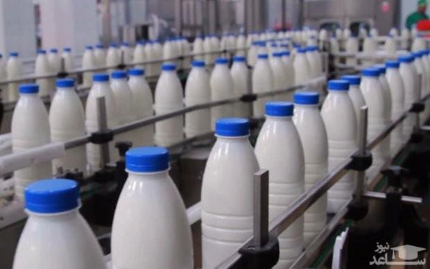 توضیح وزارت بهداشت درباره شیرهای سمی