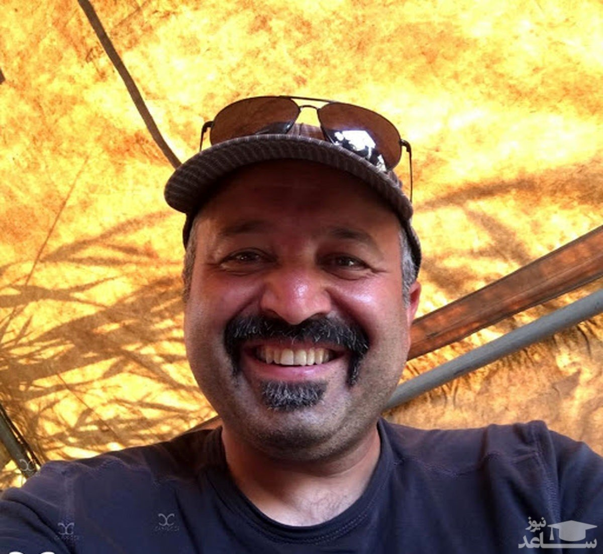 دلتنگی  علی صالحی، بازیگر نون خ برای پدر مرحومش
