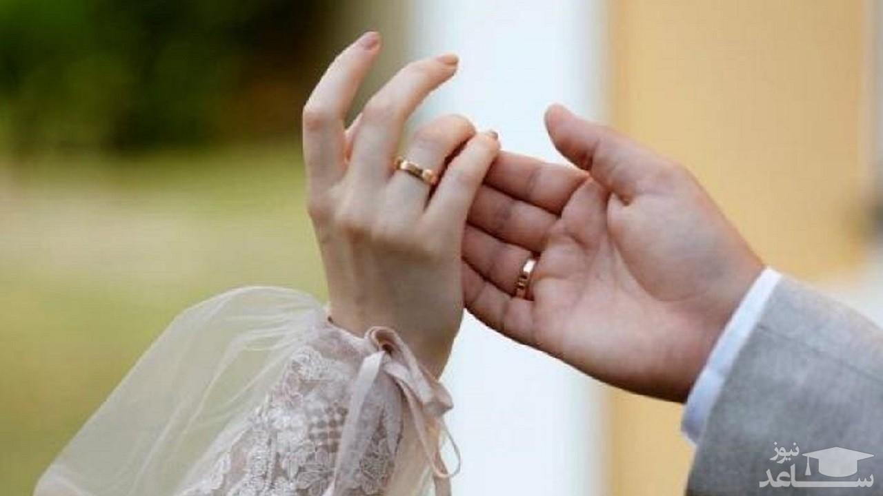 مرگ دردناک عروس یک دقیقه قبل از ازدواج!