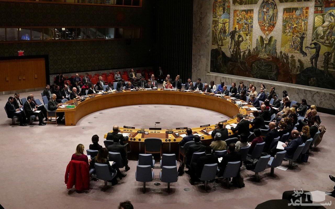 زمان اعلام نتایج آرای شورای امنیت به قطعنامه ضدایرانی