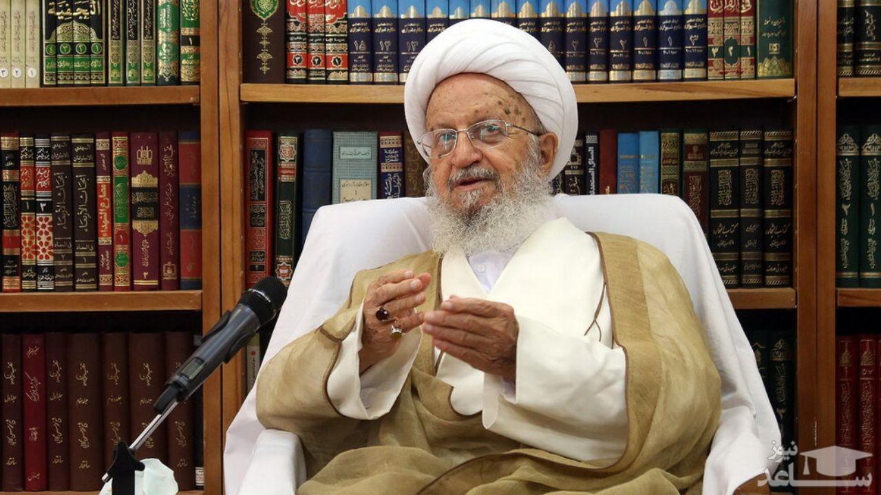 تاکید آیت الله مکارم شیرازی بر نظارت بیشتر دولت بر بازار