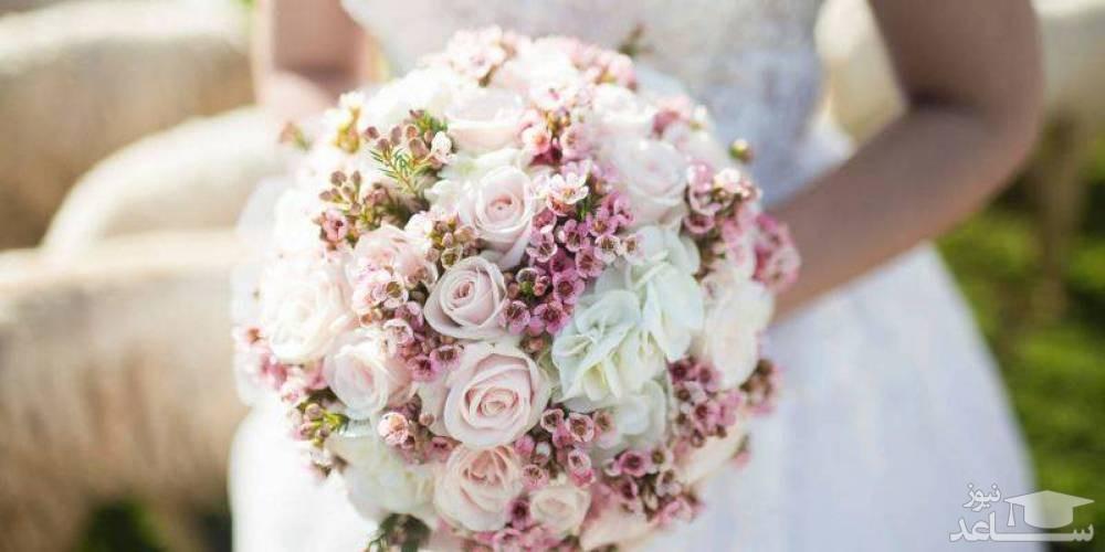 انتخاب دسته گل عروس چه قوانینی دارد؟