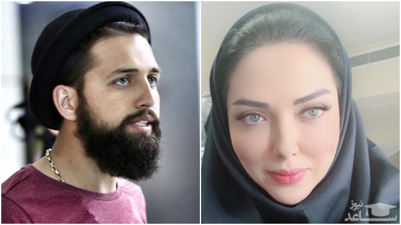 جنجال دوستی محسن افشانی و لیلا اوتادی؟!