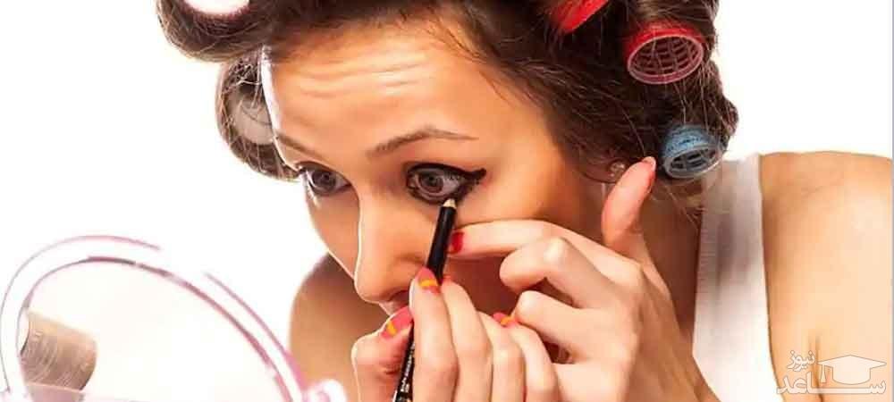 دلایل آرایش بیش از حد در زنان چیست ؟
