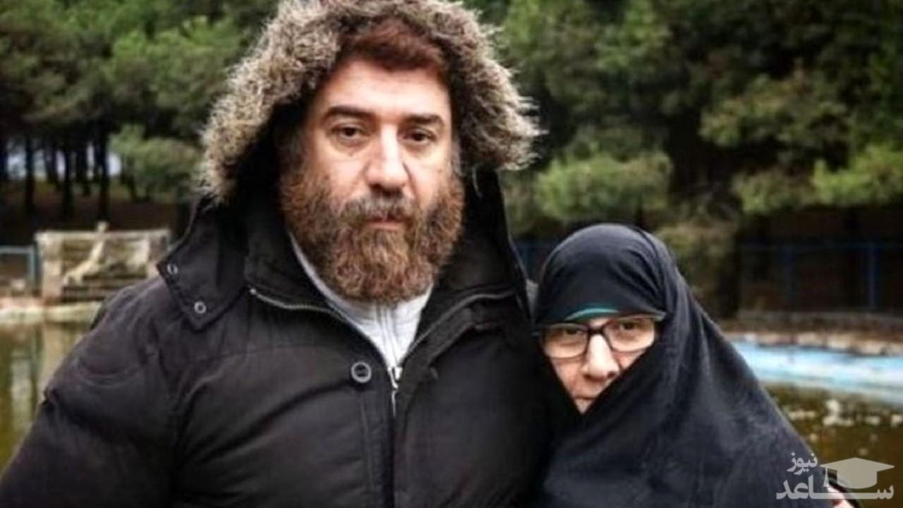 آخرین خبر از وضعیت مادر علی انصاریان