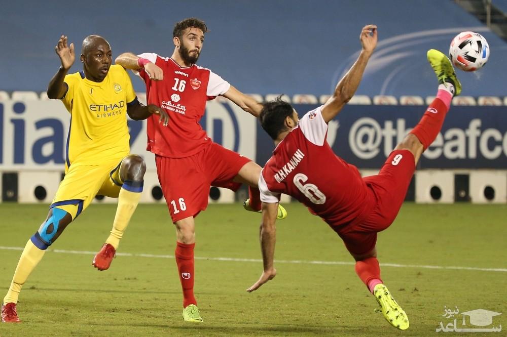 تیم پیروزی تهران به مرحله فینال قهرمانان باشگاه های آسیا صعود کرد