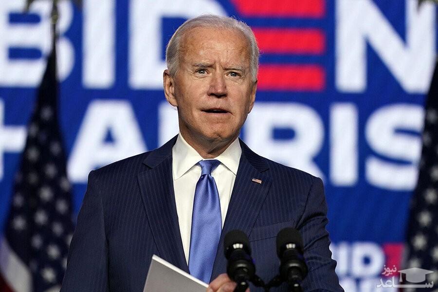 اولین واکنش رسمی جو بایدن درباره ایران پس از پیروزی در انتخابات