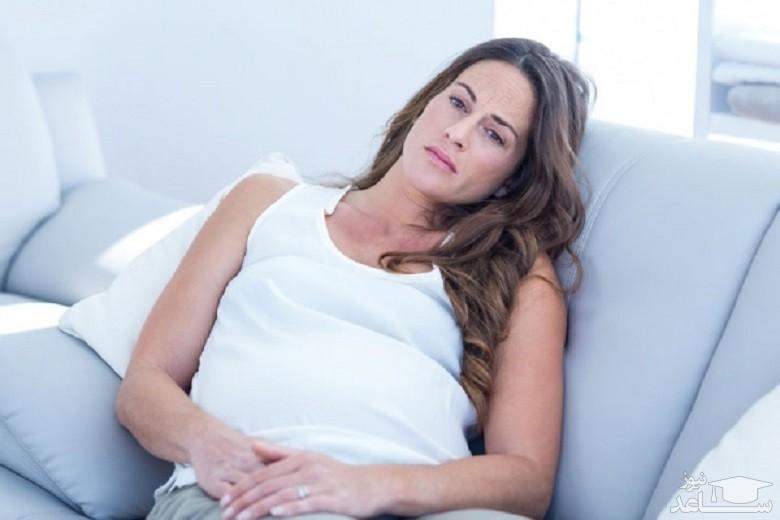 علل ابتلا به افسردگی در دوران بارداری