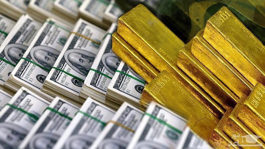 قیمت دلار، سکه، قیمت طلا و نرخ انواع ارز، امروز شنبه 23 شهریور 98