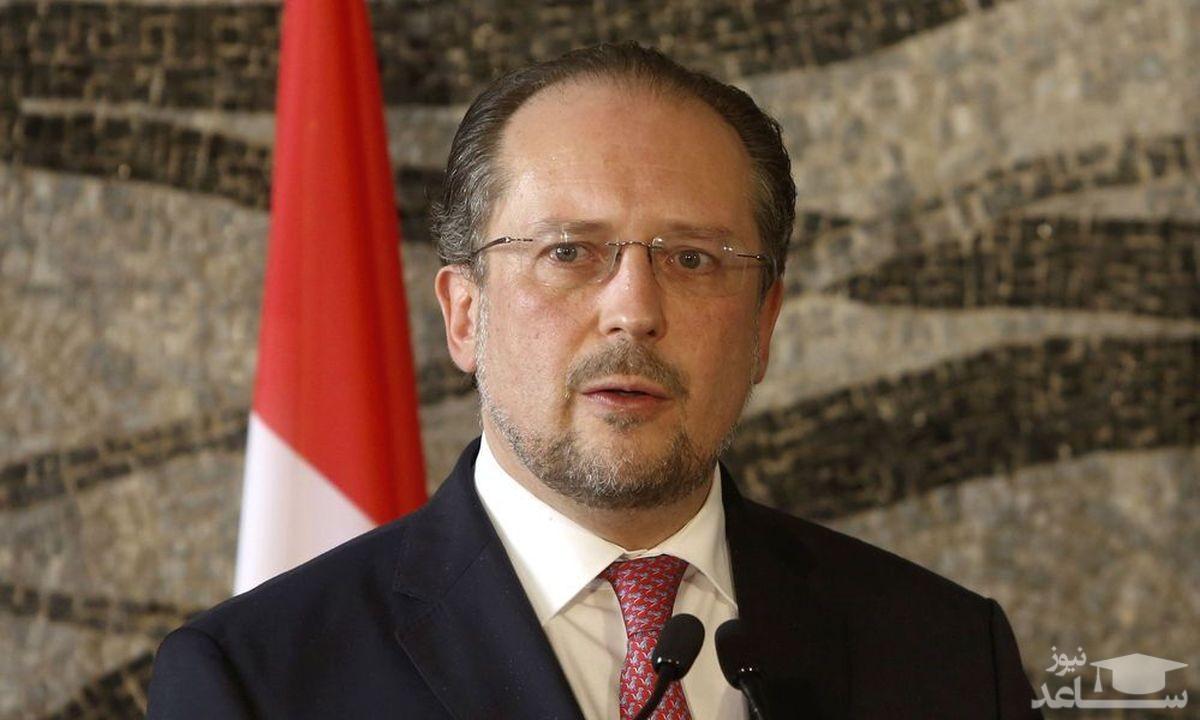 اتریش:اتحادیه اروپا به رفع اختلافات بین ایران و آمریکا دربرجام کمک کند