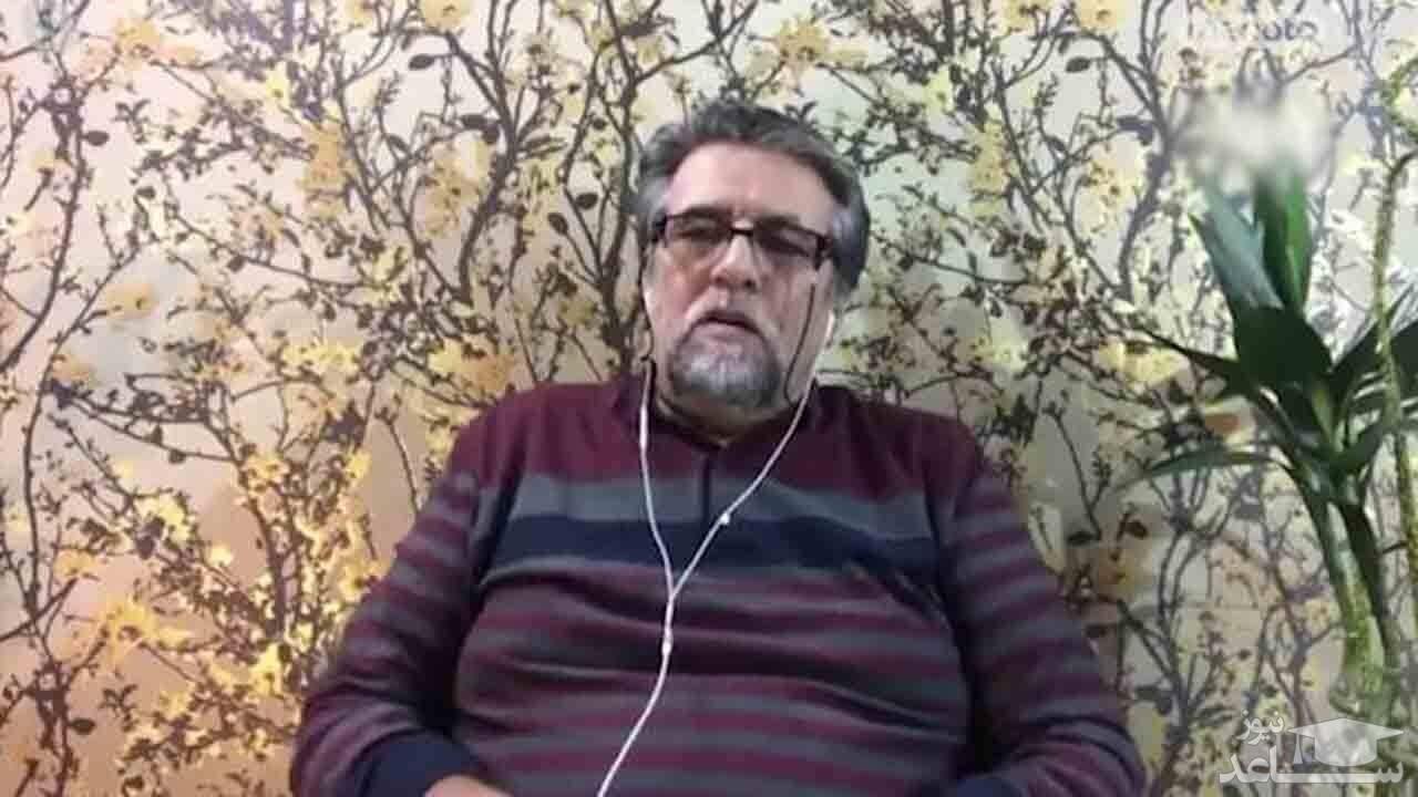 (فیلم) تمسخر نظرسنجی ضد ایرانی شبکه من و تو توسط کارشناس این شبکه