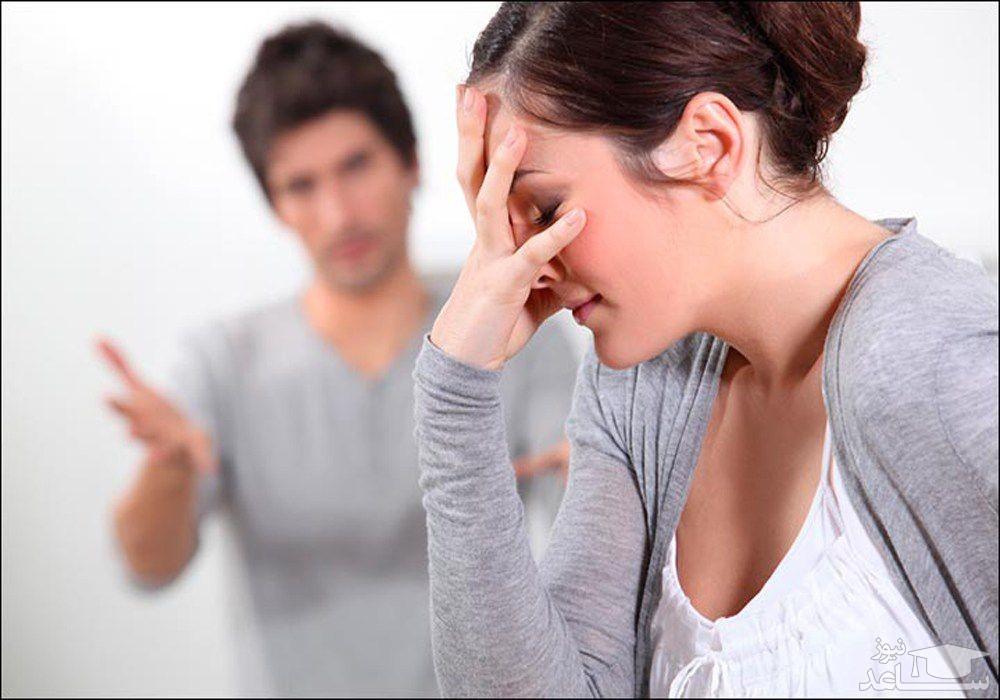 نشانه های حسادت بیمار گونه در مردان