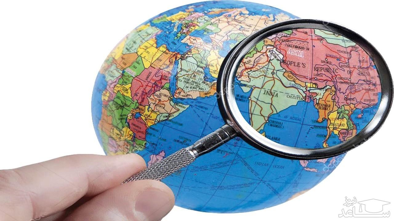 (عکس) منطقه ایی در کره زمین که هیچ کشوری صاحب آن نیست