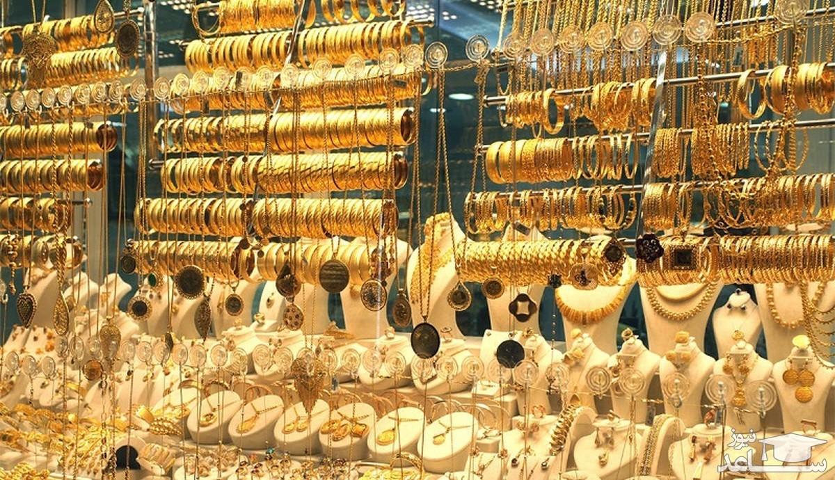 وضعیت بازار طلا و سکه امروز 24 شهریور