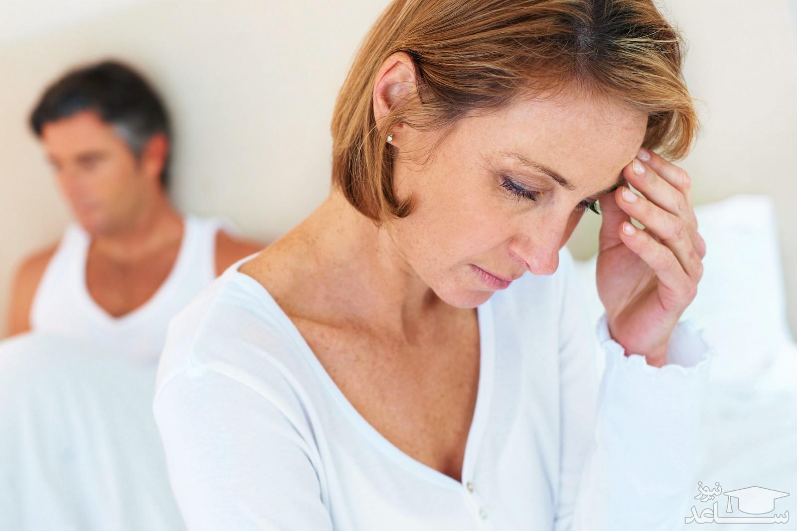سرد مزاجی زنان چگونه درمان می شود؟