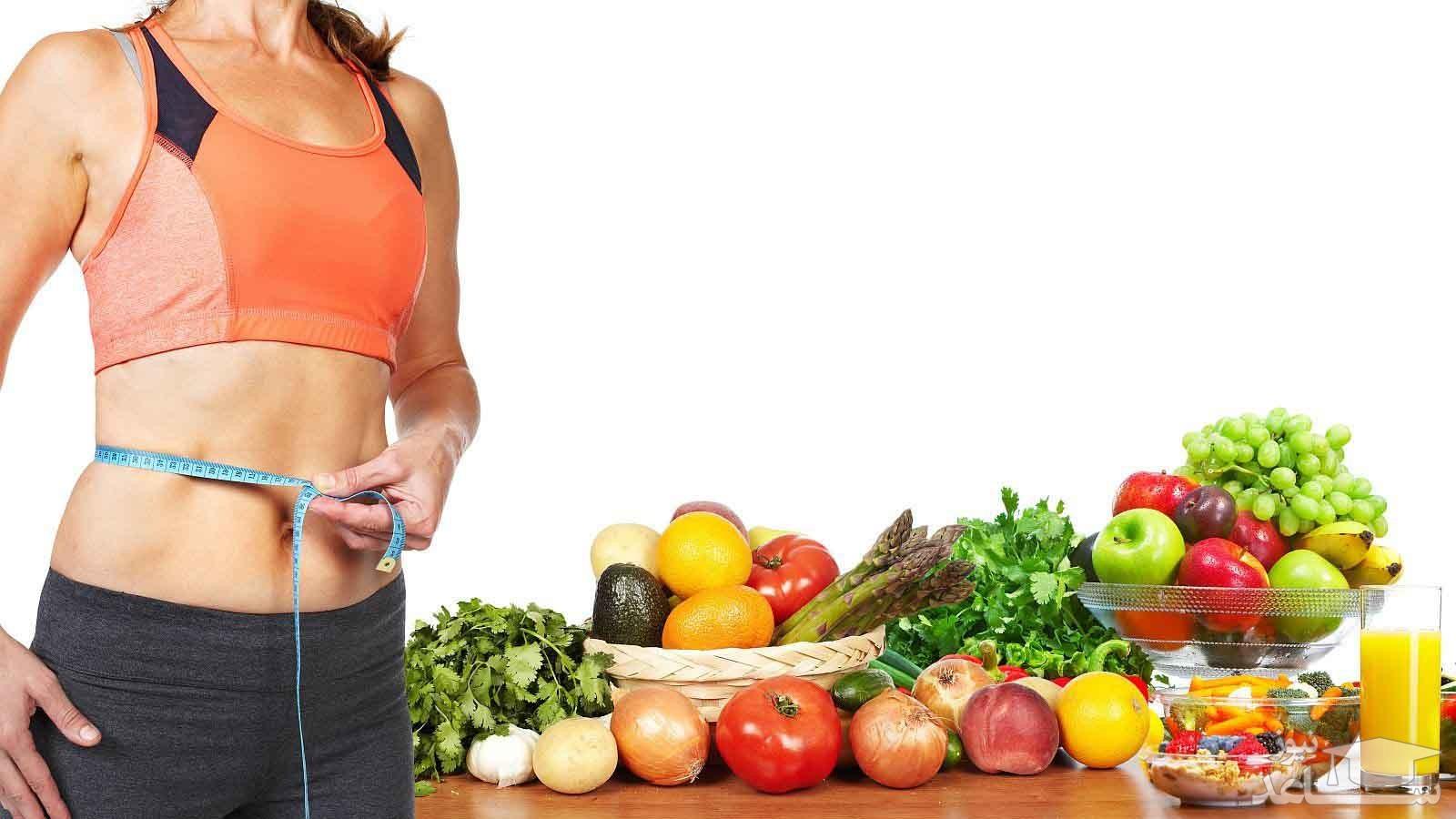 غذاهای کالری سوز قوی را بهتر بشناسید