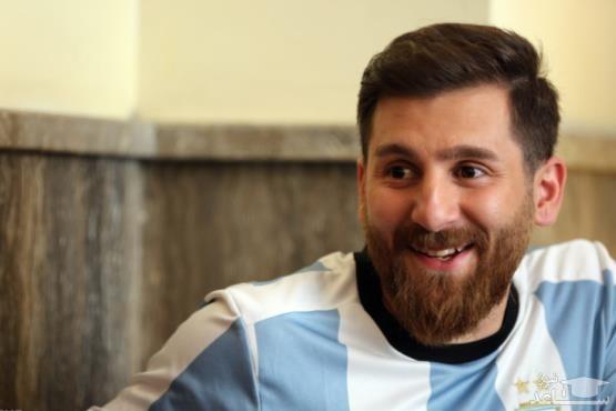 (فیلم) پشت پرده ملاقات نافرجام بدل ایرانی مسی با ستاره بارسلونا