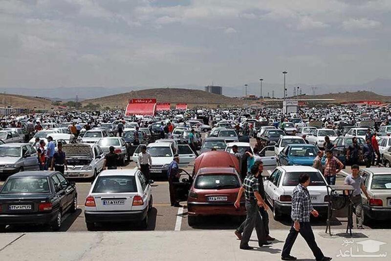 سقوط میلیونی قیمت خودرو آغاز شد