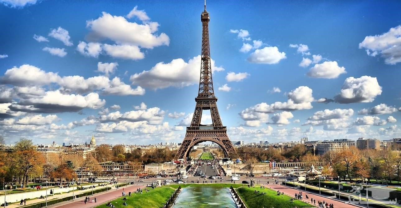 (عکس) نمایی از پاریس بدون فتوشاپ!