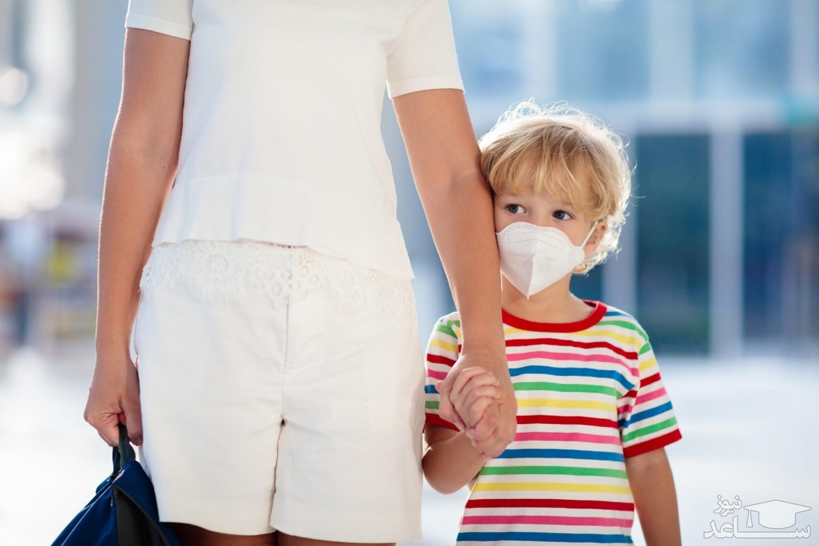 کرونا در کودکان چه علائمی دارد؟