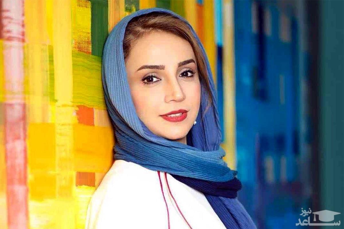 زندگی شاد شبنم قلی خانی