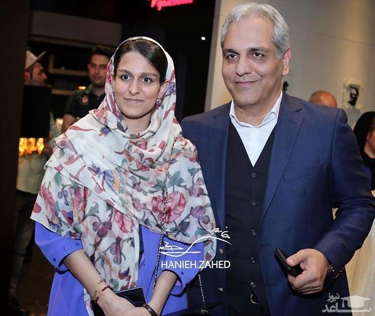جنجال انتشار عکس همسر مهران مدیری در فضای مجازی/ واکنش همسر مهران مدیری چه بود؟