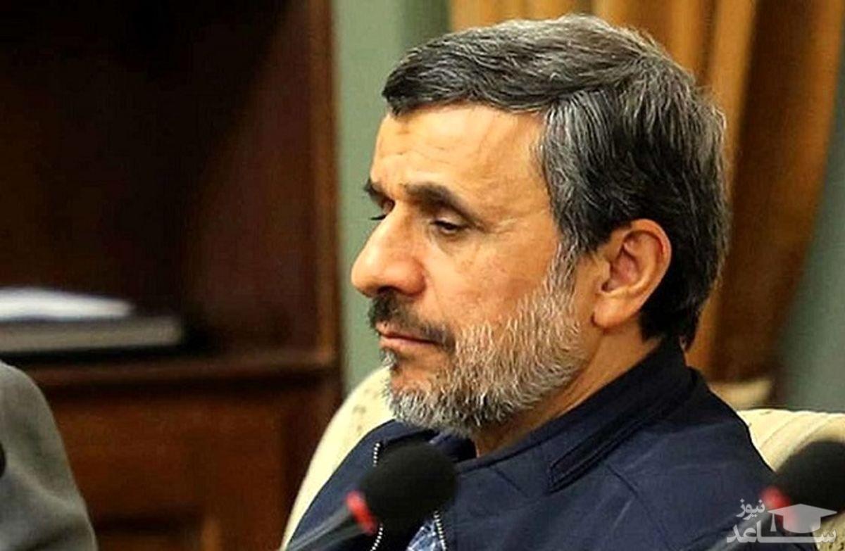 نظام از احمدی نژاد عبور کرده است!