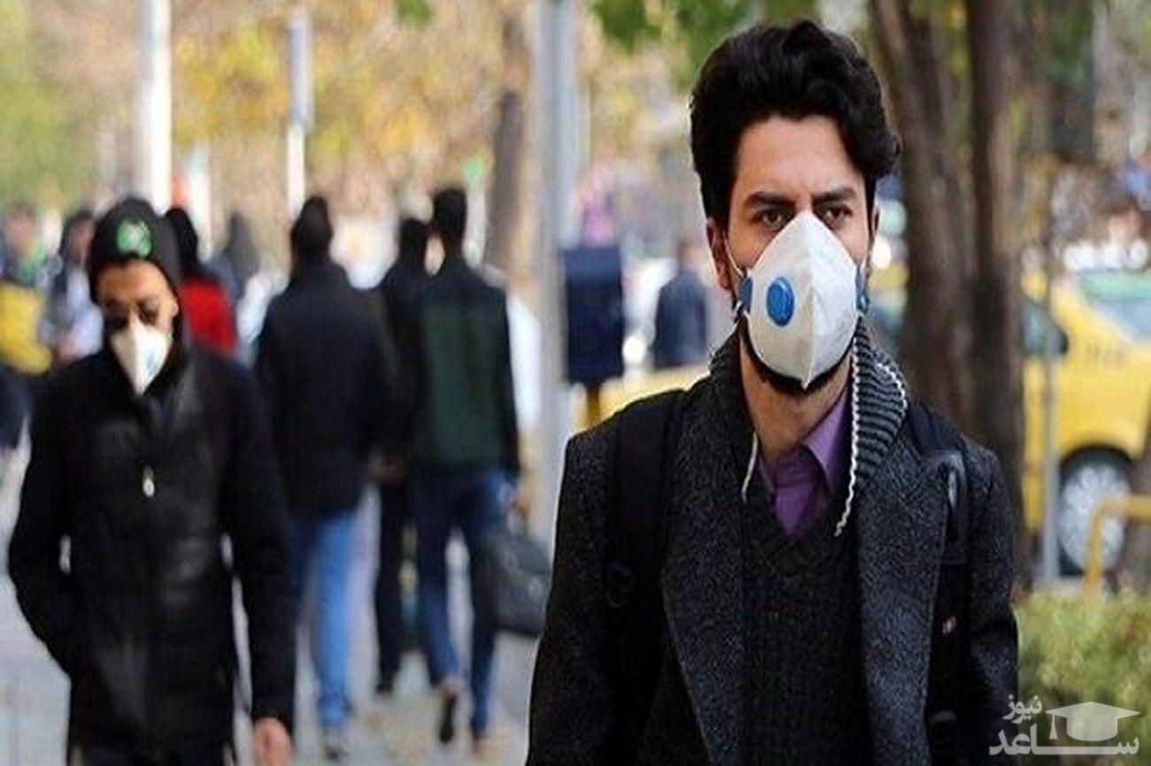 ماسک فیلتردار خطرناک است، استفاده نکنید