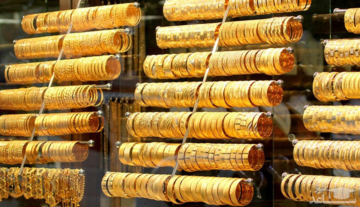 وضعیت بازار طلا و سکه امروز 30 شهریور