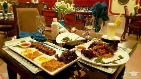 رستوران های معروف شهر همدان