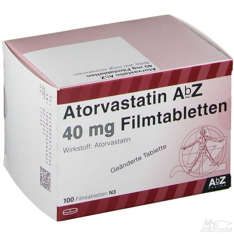 میزان و نحوه مصرف قرص بایوتور (آتورواستاتین)