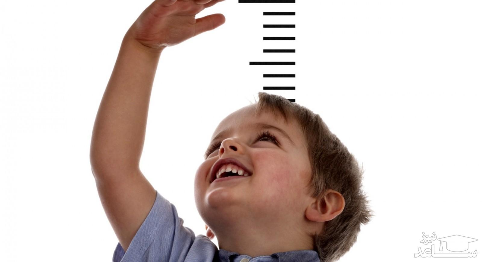 قد بلندترین کودک جهان