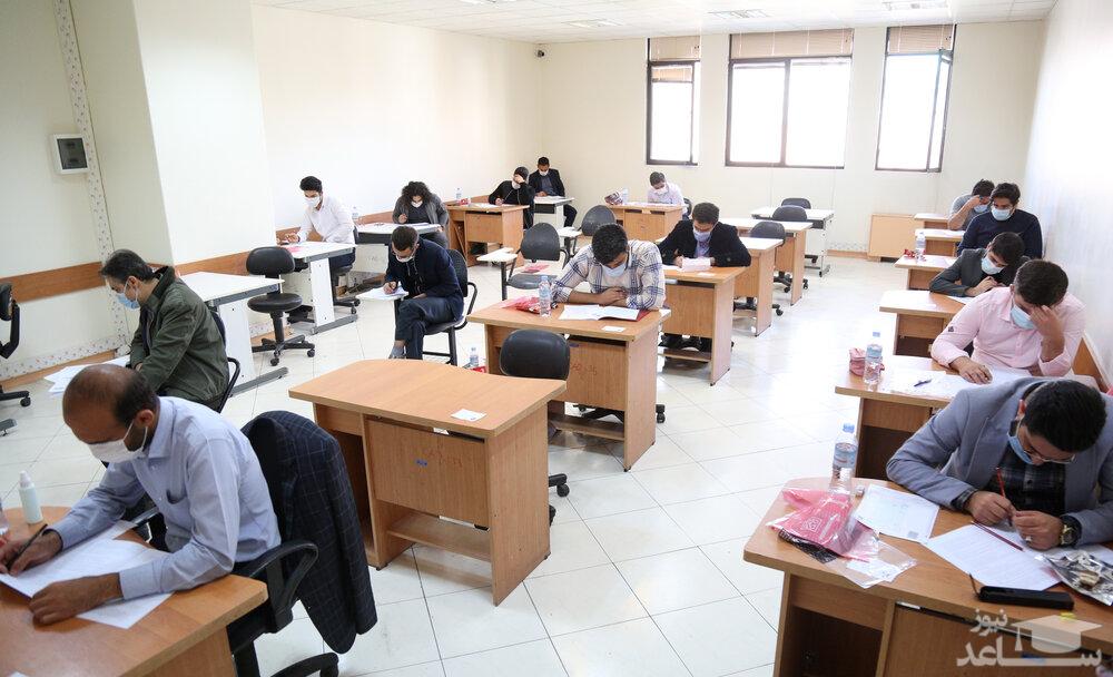 نتایج نهایی آزمون استخدامی برای ۵ سازمان کشوری اعلام شد