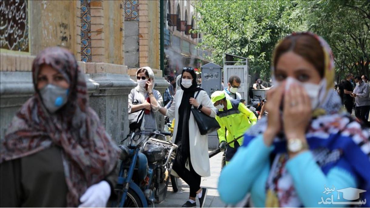 استاندار تهران: وضعیت هشدار برای ما قرمز است