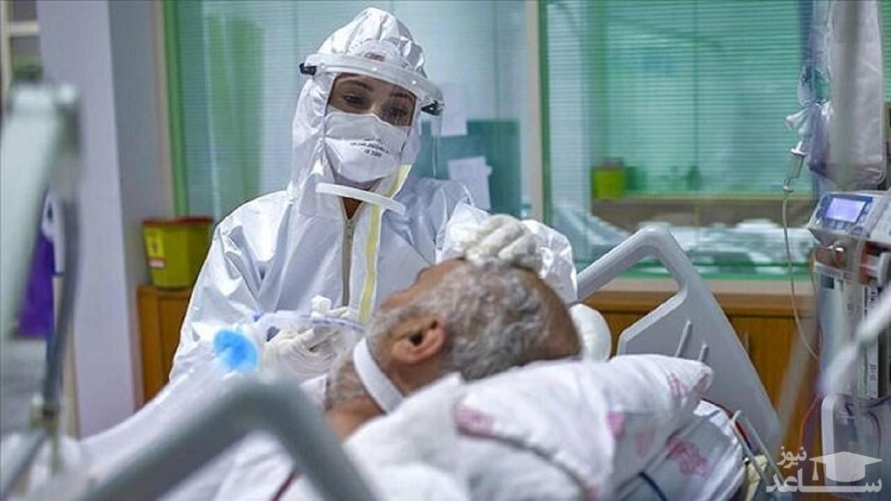آخرین آمار فوتیهای کرونا در ایران جمعه ۸ مرداد ۱۴۰۰