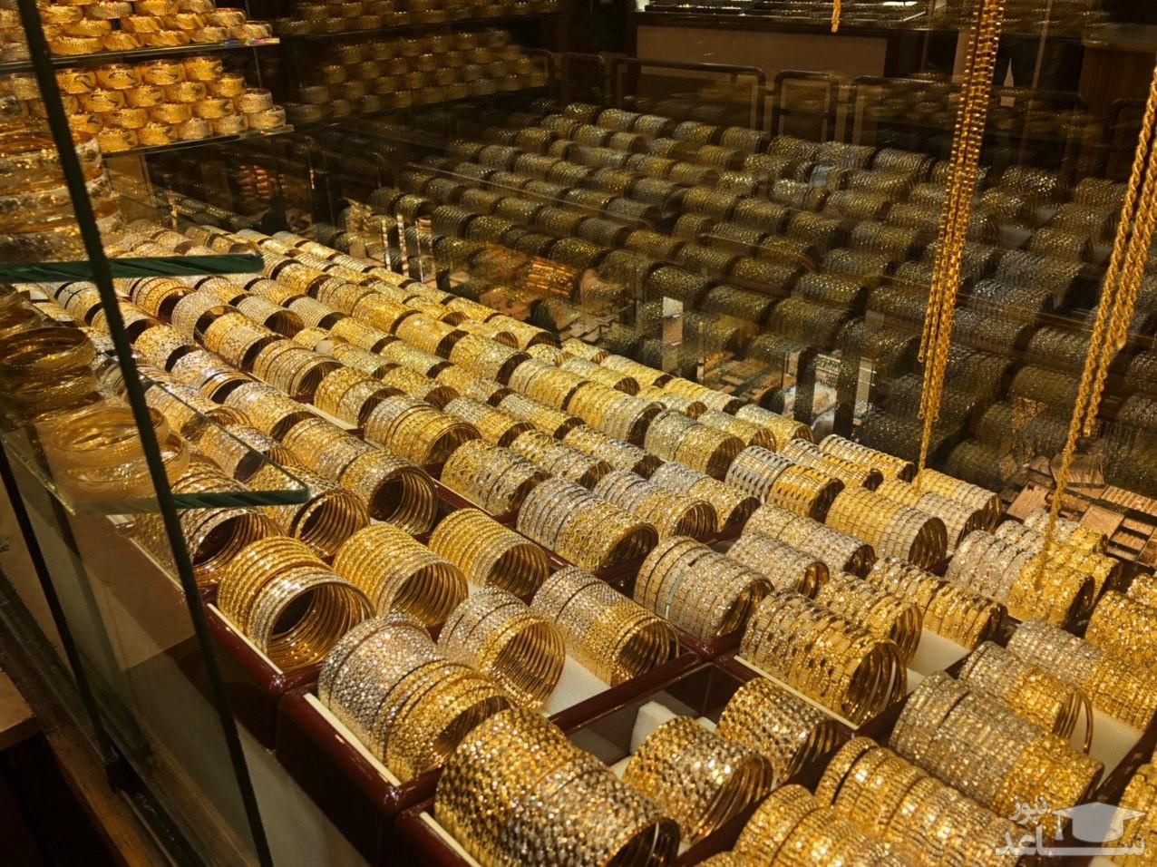 وضعیت بازار طلا و سکه امروز 6 مهر