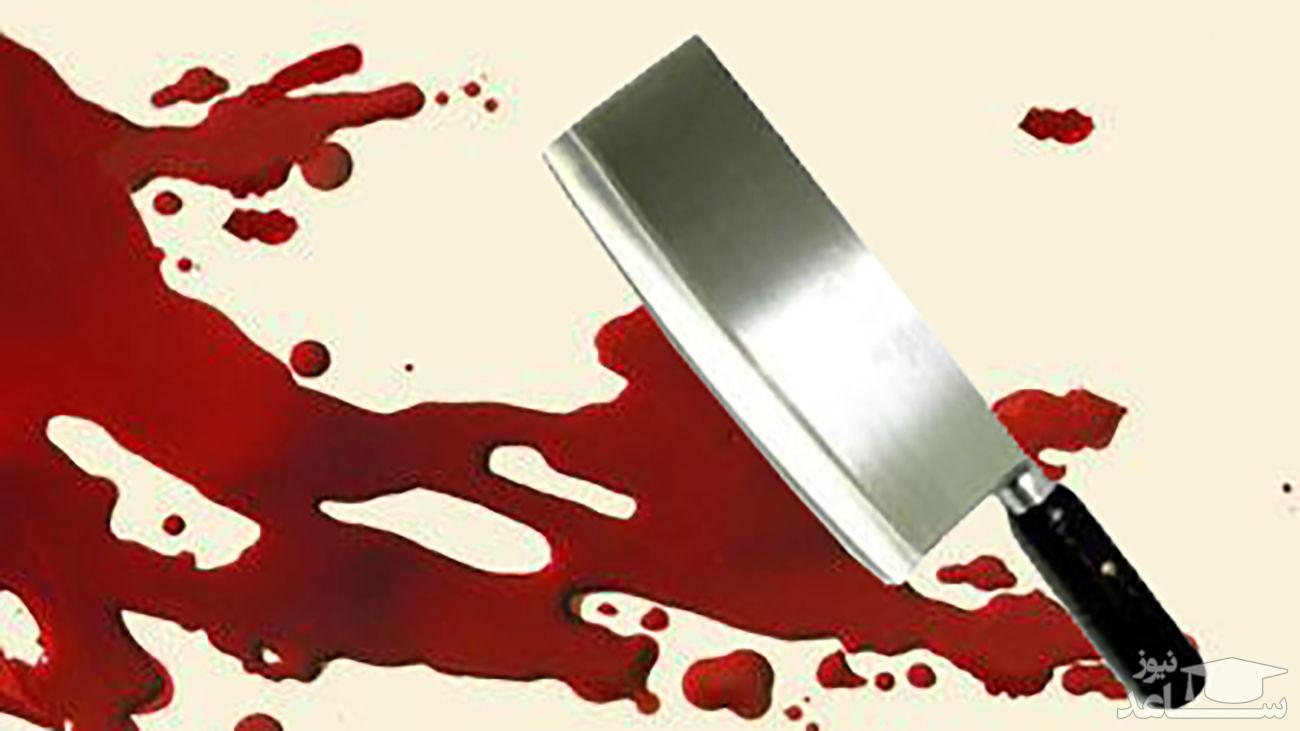 پدر خشمگین دختر 7 سالهاش را با ساطور 40 تکه کرد