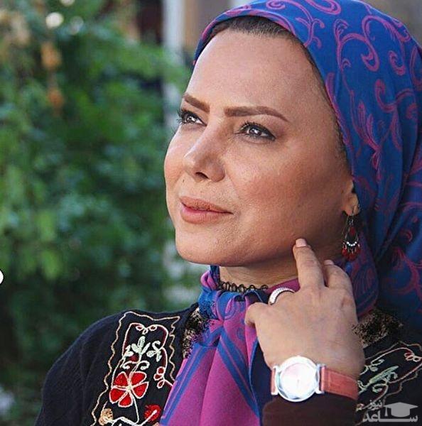 شرایط شراره دشتی خانم بازیگری که با سرطان میجنگد