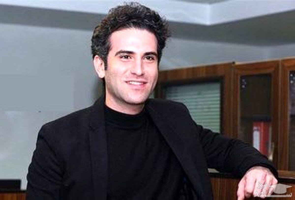 تعریف و تمجید هوتن شکیبا از هومن برق نورد، بازیگر توانای سریال دودکش