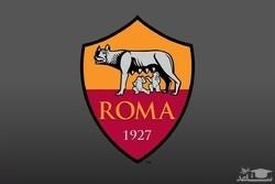 تغییر رنگ لوگوی باشگاه رم برای دختر آبی