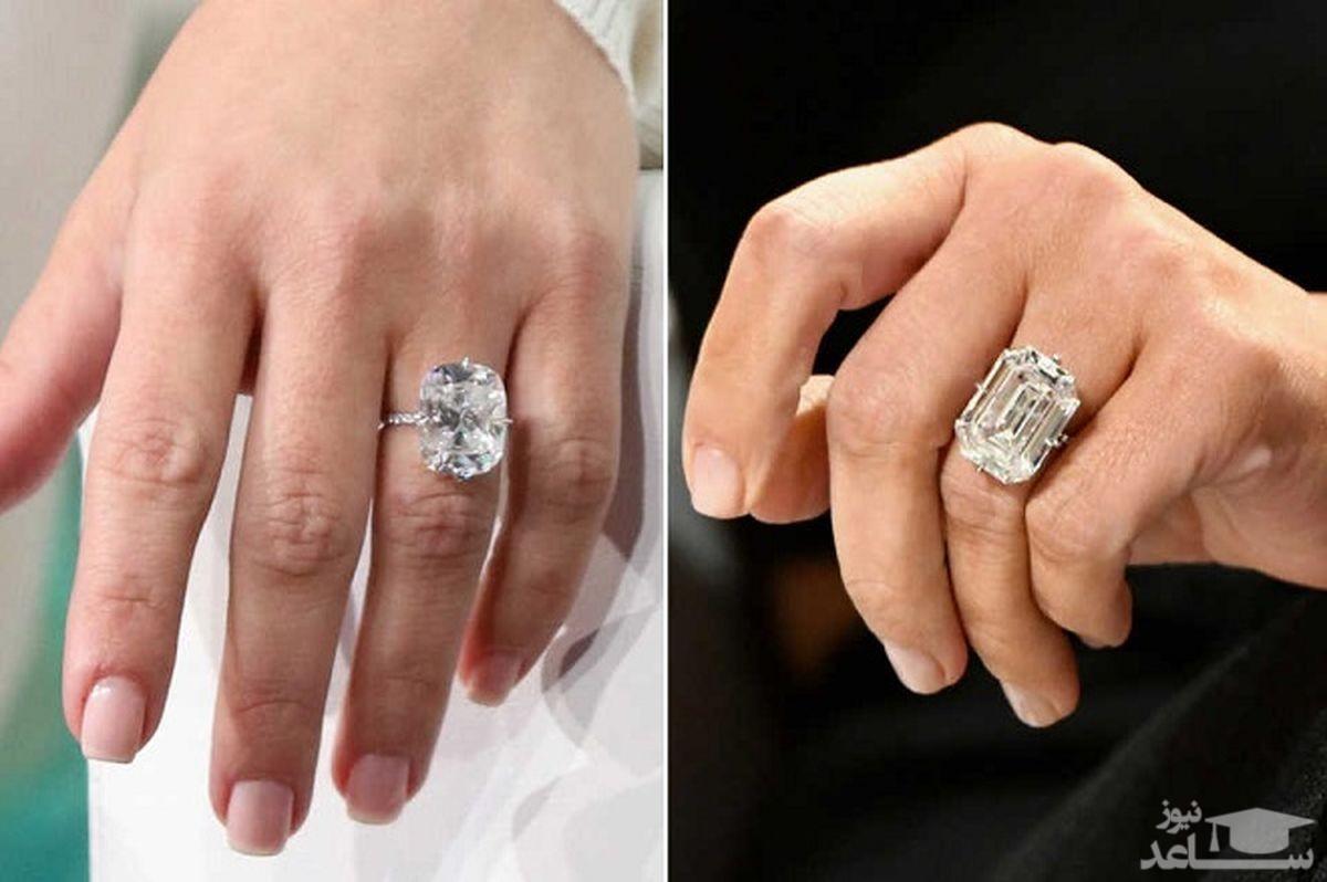 گرانترین حلقه های ازدواج چقدر می ارزد؟